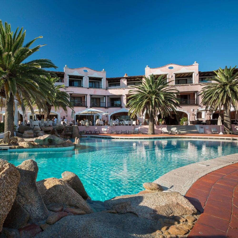 Pitrizza Hotel Sardinia Italy