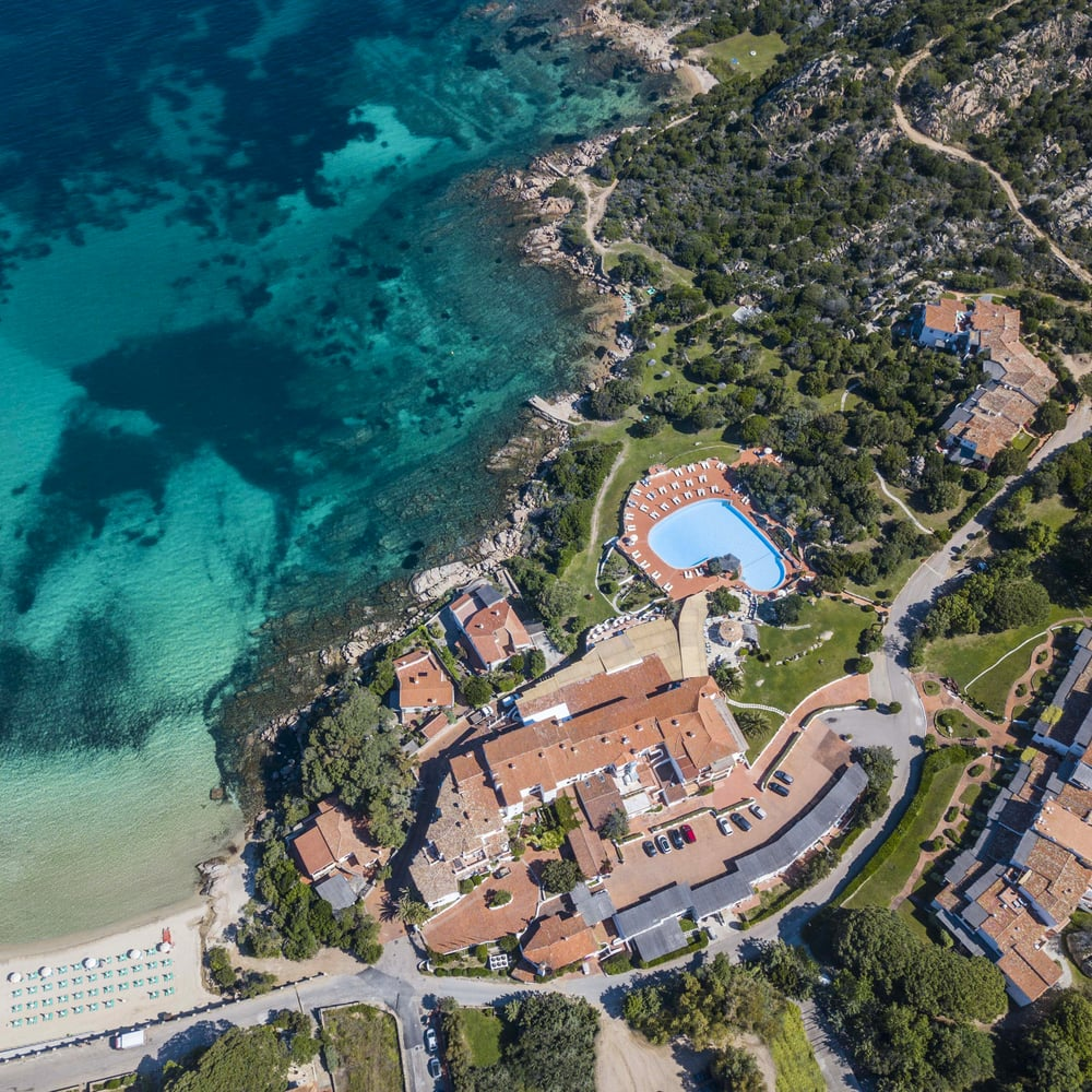 Hotel La Bisaccia Sardinien