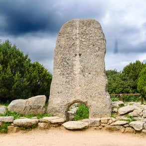 History and archeology in Sardinia