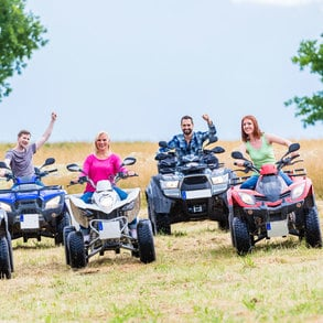 Excursions in Motorbike and Quad bikes